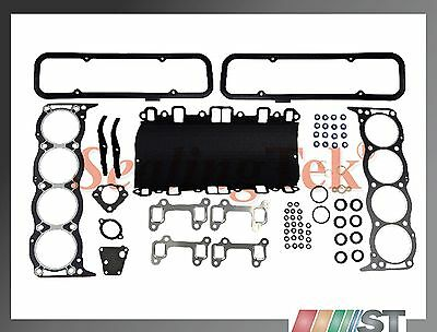 Land Rover 3.9/4.0/4.2/4.6L V8 Cylinder Head Gasket Set kit 40D 42D 46D Engine
