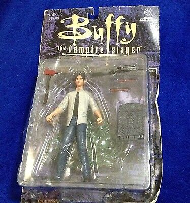 "New Xander Buffy The Vampire Slayer Action Figure 6"" Moore Collectibles"
