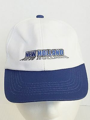 New Holland Agriculture Farm Ball Cap Hat Child Size