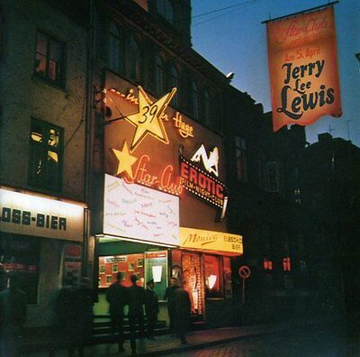 Live At The Star Club Hamburg - Jerry Lee Lewis (1994, CD NUOVO)