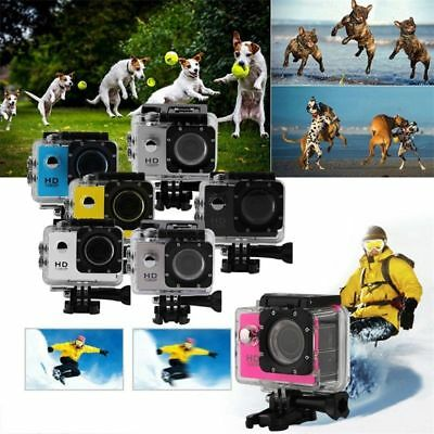 2.0 inch HD SJ4000 1080P 12MP Sports Car DV Video Action Camera AU