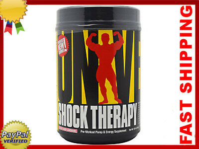 Universal Stoß Therapie 200g ALLE FLAVORUS, ALL-In-One Vor-Workout