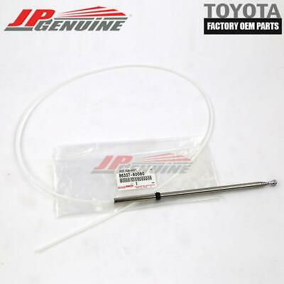 Factory Oem Toyota Power Antenna Mast 86337-60080 For Land Cruiser 1996-1998