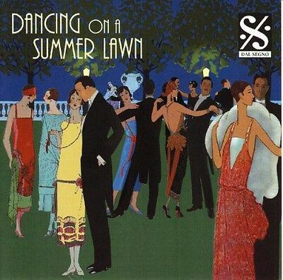 Dancing On A Summer Lawn - Palm Court Orchestra (2012, CD NUOVO)