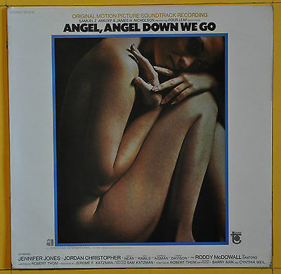 Angel, Angel, Down We Go Tower ST 5161 United States  1969
