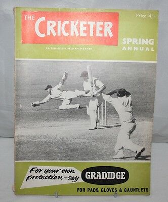 The Cricketer - Spring Annual 1960