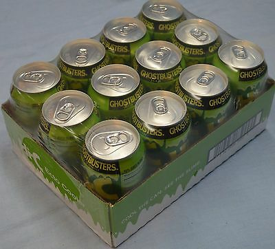 Hi-C ECTO COOLER 12-PACK CANS Ghostbusters Limited Edition Color-Changing New