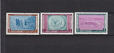 T06647 Afghanistan 1116-1118 postfr./mnh Tourismus