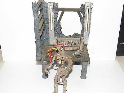 1998 Mcfarlane Toys Monsters Dr Frankenstein Playset (As-Is) - Free Us Shipping!