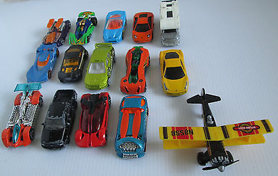 [C] Bulk Lot Hot Wheels Hotwheels Matchbox Motor Max McDon Mixed Car Cars