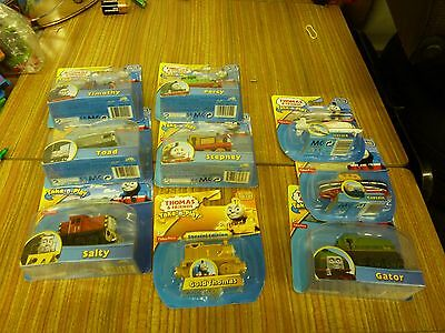 Fisher Price Take-N- Play New  Thomas Tank Engine Magnetic Diecast Train Choose