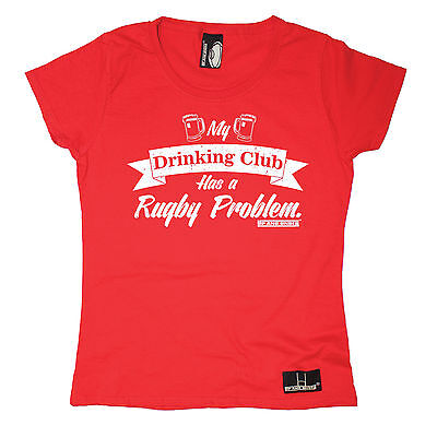 FB Rugby Tee Crouch Pause Engage Novelty Birthday Dry Fit Performance T-Shirt