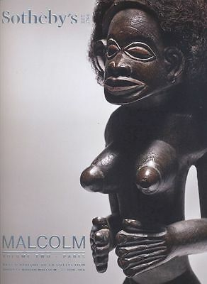 Sotheby's Malcolm African Art Collection Paris  2016 HB