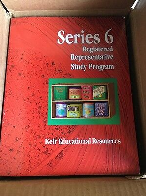 NEW Keir Success Series 6/63 Exam Prep Combo Package