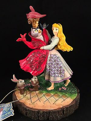 NEW Jim Shore Disney Traditions Once Upon a Dream Sleeping Beauty Aurora