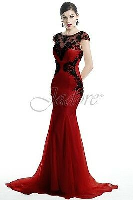 Red Jadore Formal Dress