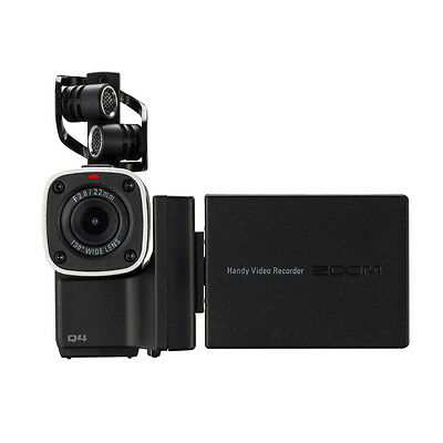 Zoom Q4 Handy Video and Audio Recorder
