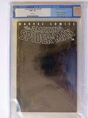 The Amazing Spider-Man - Vol. 2 - Nr. 36  ( 9 - 11 ) - Cgc - Graded  Nm+  9.6