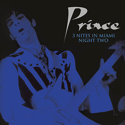 PRINCE - 3 Nites In Miami: NIGHT TWO, 8th June 1994. New LP + Sealed **NEW**