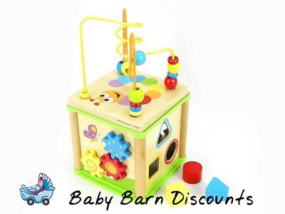 NEW Goge 5 in 1 Activity Cube from Baby Barn Discounts