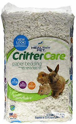 Critter Care Snowflake Bedding Pet Healthy Pet New