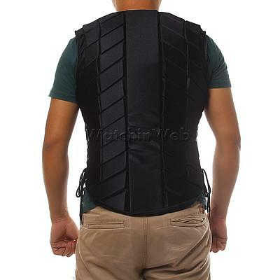 Professional EVA Padded Safety Equestrian Horse Riding Vest Body Protector