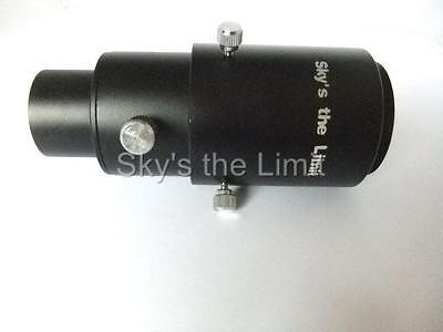 "Sky's the Limit 1.25"" eyepiece adjustable T mount camera adapter"