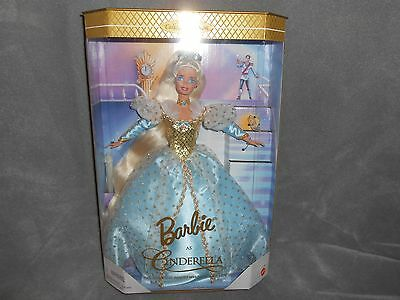 1996 Collector Edition Barbie Childrens  Collection Series Cinderella