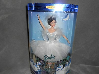 Collectors Edition Barbie As The Swan Queen In Swan Lake Classic Ballet  Series