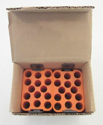 Eppendorf 14 x 5ml Adapters, Cat. # 022637509, Set of 2 for A-4-44 Rotor