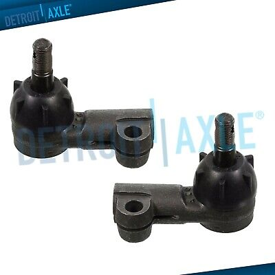 New 2 Front Left /& Right Outer Tie Rod End Links For Chevy Buick Olds Pontiac