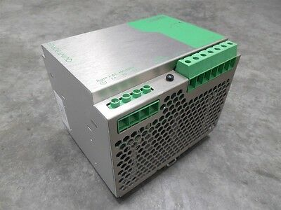 USED Phoenix Contact QUINT-PS-3x400-500AC/24DC/20 Power Supply 24VDC 20A
