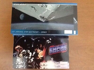 Star Wars Topps Widevision Bulk Lot Two Cards For .99 You Pick