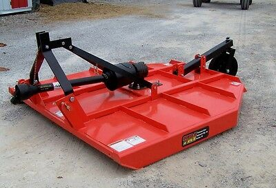 New TRI  6 ft.Brush Cutter W/Shear Pin -3 pt. *Made in USA* WE CAN SHIP CHEAP