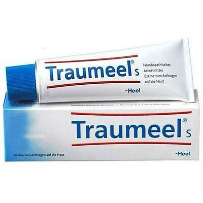Traumeel S - Homeopathic Anti-Inflammatory Pain Relief Analgesic Ointment - 100g