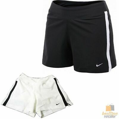 NIKE Border Woven Tennis Shorts Performance New 405199 New