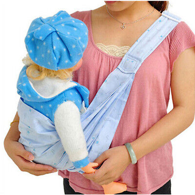 Pouch Rider  Backpack  Adjustable Carrier New Wrap  Infant Newborn Baby  Sling