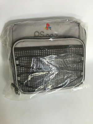 Multi Pocketed Official Sony PSOne Console PS1 Slim CarryCase Bag Holdall Travel