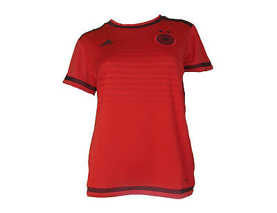 DFB Deutschland Trikot Damen Adidas Away WM 2015 Womens Shirt Jersey