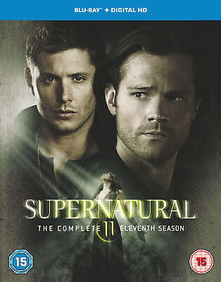 Supernatural - Season 11 [Includes Digital Download] [2016] (Blu-ray)