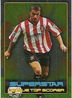 A Topps card Kevin Phillips at Sunderland. Personally signed by him.