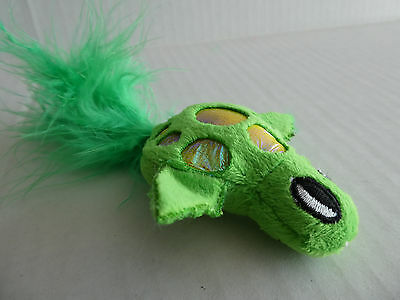 Cat Kitten Toy, Crinkle Turtle with Catnip and Feathers