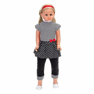 My Sweet Lil' Sister Doll Blonde -  large 86cm doll - Brand new