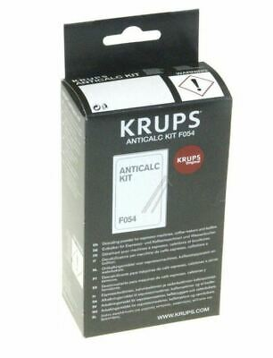 Set Decalcificante Krups F054 X Macchine Caffe