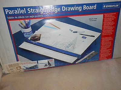 Portable Parallel Straightedge Drawing  Board / Art  Desk By Staedtler