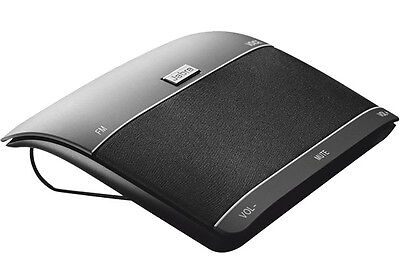 Jabra Freeway In-Car Speakerphone Black (Manufacturer Refurbished)
