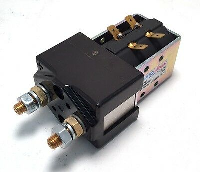 SW180-423 24DC Contactor w/Dust Covers