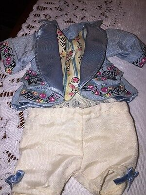Muffy VANDERBEAR Outfit NIP 1994 MINT HTF One Minuet More Mozart Collection