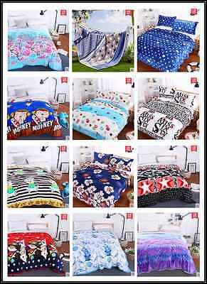 Thick flannel blanket coral carpet sub linen towel nap single double blankets