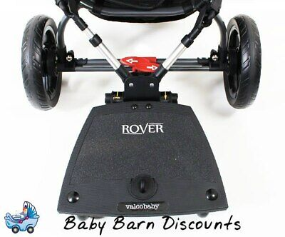 Valco Baby Rover Universal Sit or Stand Toddler Ride on Board (Fits most pram...